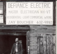 Welcome Defiance Electric
